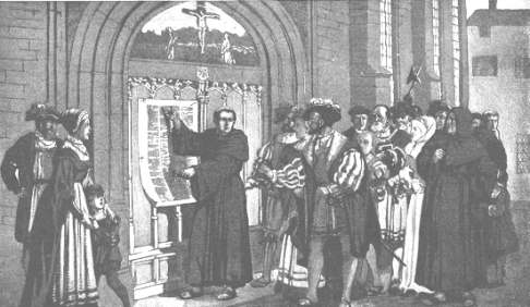 Luthers 95 Theses