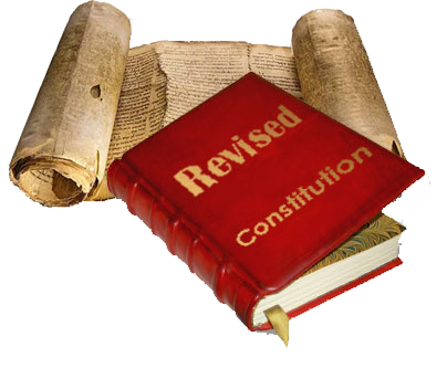 New Constitution and Bylaws